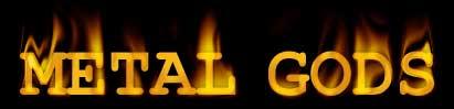 metal gods logo